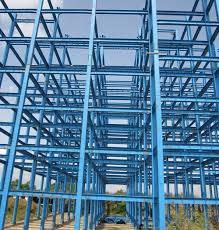 سوله های صنعتی , سازه های صنعتیمزایای اسکلت فلزی