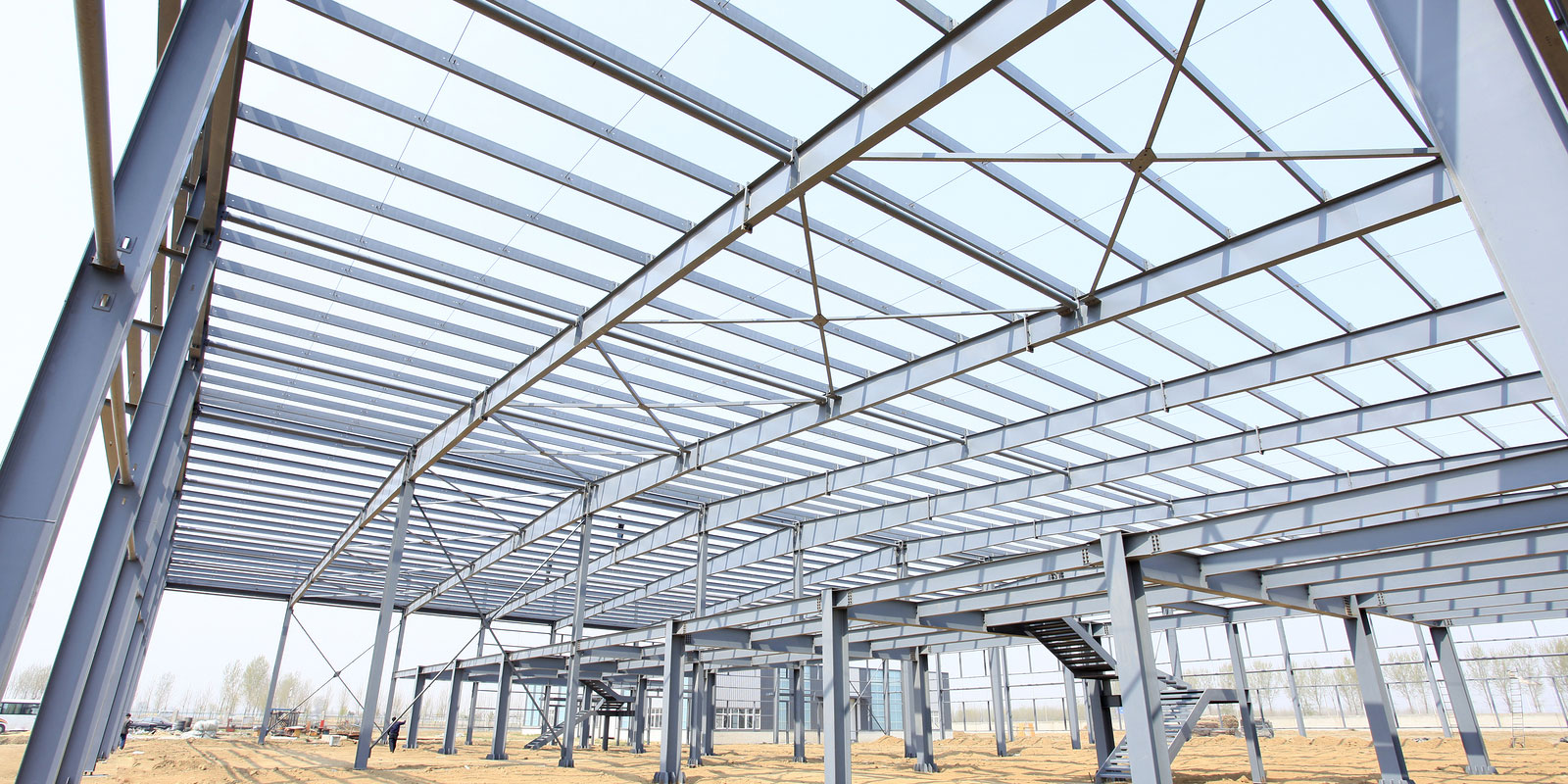 سازه های فلزی صنعتی