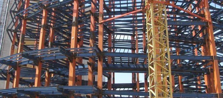 سوله های صنعتی , سازه های صنعتیSteel structure