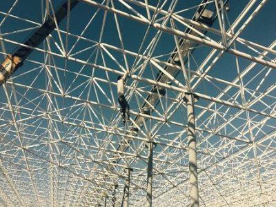 سوله های صنعتی , سازه های صنعتیسازه فلزی