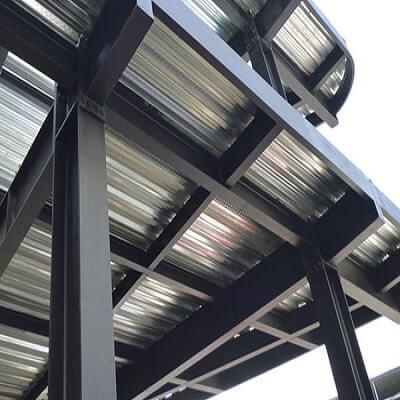 سقف های عرشه فولادی