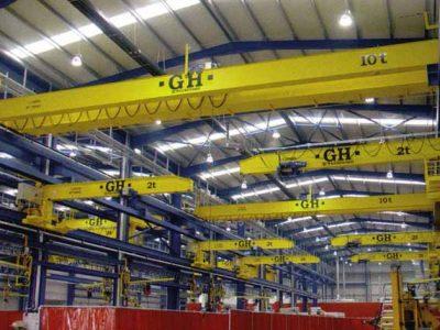 سوله های صنعتی , سازه های صنعتیاسکلت فلزی کارخانجات