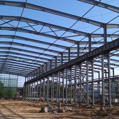 سوله های صنعتی , سازه های صنعتیاسکلت فلزی - قیمت اسکلت فلزی - ساخت اسکلت فلزی