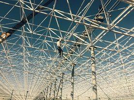سوله های صنعتی , سازه های صنعتیساخت سوله و نصب سوله