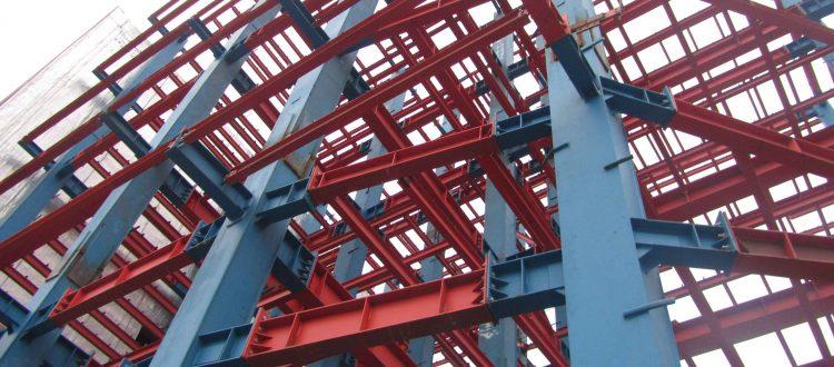 سوله های صنعتی , سازه های صنعتیسازه فولادی